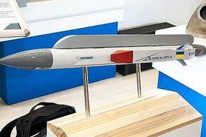 Ukraine tuyên bố tạo ra loại tên lửa 'bất khả chiến bại'