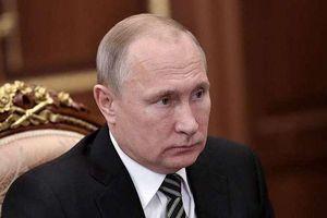 Tổng thống Putin ký sắc lệnh sa thải một loạt tướng