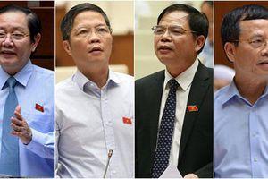Quốc hội bắt đầu phiên chất vấn và trả lời chất vấn