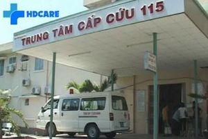 Phát hiện cơ sở vận chuyển cấp cứu 115 có dấu hiệu làm dịch vụ 'chui'