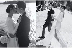 Đông Nhi - Ông Cao Thắng tung trọn bộ ảnh cưới đầy cảm xúc ở Sydney