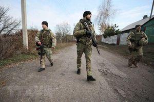 Quân đội Ukraine đề nghị OSCE về việc bắt đầu rút quân