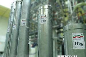 EU lo ngại trước việc Iran bơm khí urani vào các máy ly tâm