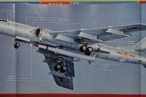 Lộ diện tên lửa đạn đạo phóng từ trên không của Trung Quốc