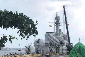 Việt Nam lần đầu tiên có tàu hộ vệ tên lửa 1.000 tấn