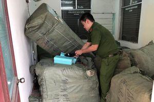 Đà Nẵng: Chặn bắt hơn 8 tấn hàng lậu nhập về qua đường sắt