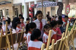 Bridgestone Việt Nam triển khai chuỗi giáo dục ATGT tại các thành phố lớn