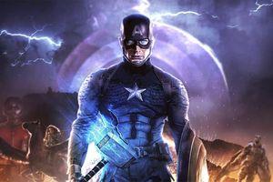 Bỏ qua việc Captain America nhấc được Mjolnir, vì sao anh tạo được sấm mới là vấn đề