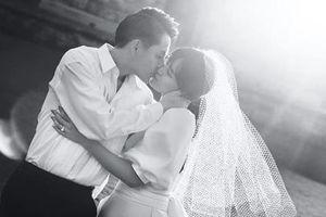 Tung ảnh cưới đẹp như mơ, Đông Nhi khiến fan phấn khích khi nói về tình yêu với Ông Cao Thắng