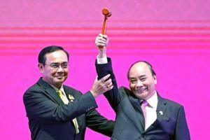 Việt Nam chính thức tiếp nhận vai trò Chủ tịch ASEAN năm 2020