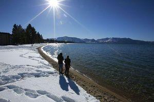 Hồ Tahoe – Bức tranh tuyệt sắc của thiên nhiên
