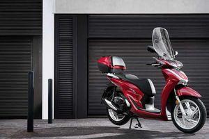 Sáng nay, Honda ra mắt mẫu xe tay ga mới tại thị trường Việt Nam