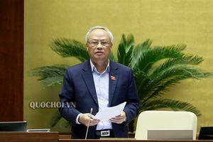 Quốc hội thảo luận về một số nội dung còn ý kiến khác nhau của dự án Luật Thư viện