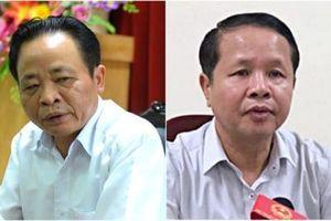 Ban Bí thư kỷ luật hai giám đốc Sở GD-ĐT Hà Giang và Hòa Bình