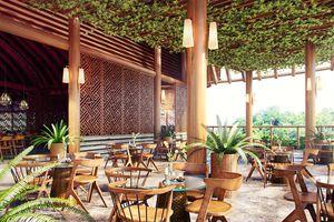 Resort đẹp như tranh tại Nha Trang