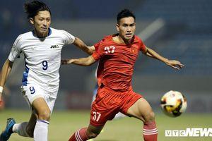 Trực tiếp U21 Việt Nam vs Sinh viên Nhật Bản, chung kết U21 Quốc tế 2019