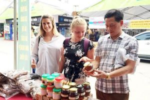 Tin NN Tây Bắc: Xây dựng thương hiệu cho nông sản Lào Cai