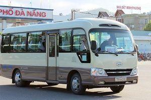 Chuyển tuyến cố định liên tỉnh Thừa Thiên Huế - Đà Nẵng thành tuyến xe buýt liền kề