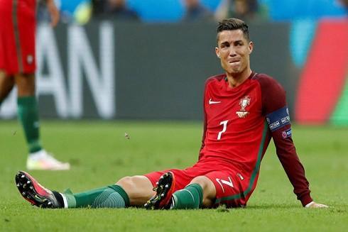 Những chấn thương phổ biến trong bóng đá
