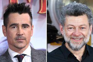 Andy Serkis và Colin Farrell có thể đóng 'The Batman'