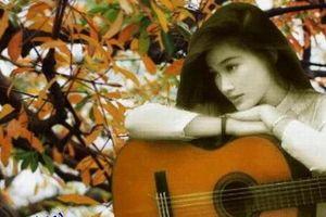 Đi tìm ẩn số giai nhân trong bản tình ca 'Thu, hát cho người'