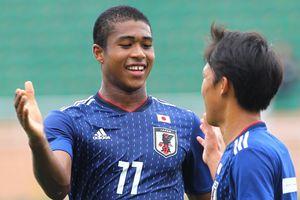 Đội dự bị Nhật Bản thắng 10-0 trước Guam ở vòng loại U19 châu Á