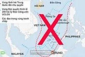 Hải Phòng: Phát hiện ô tô nhập từ Trung Quốc có bản đồ 'đường lưỡi bò'