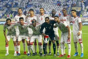 UAE mang 24 cầu thủ sang Mỹ Đình đấu thầy trò HLV Park