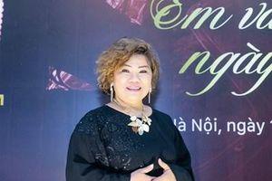 NSND Thanh Hoa luôn cháy bỏng đam mê với âm nhạc