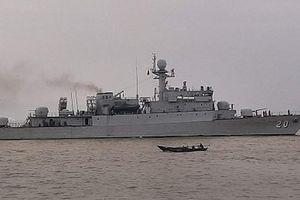 Có thật tàu Pohang 20 của Hải quân Việt Nam gắn được tên lửa Kh-35?