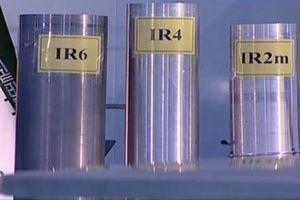 Iran ra mắt các loại máy móc tiên tiến nhằm đẩy nhanh tốc độ làm giàu hạt nhân