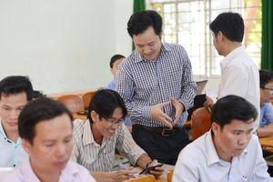 Bồi dưỡng 1.683 giáo viên THCS/THPT cốt cán 10 tỉnh miền Trung