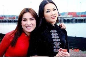 Tình bạn bền đẹp của 2 'nữ hoàng bolero' Như Quỳnh-Phi Nhung