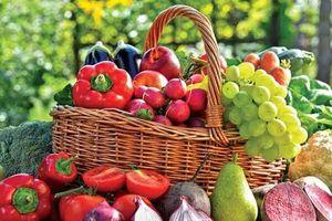 Những loại trái cây và rau quả nên ăn trong mùa đông