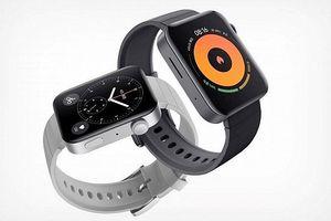 Đồng hồ thông minh của Xiaomi giống Apple Watch