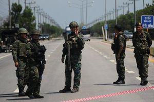 Quân nổi dậy tấn công Nam Thái Lan, ít nhất 15 người chết