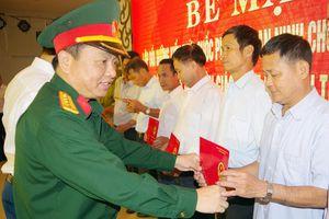 88 vị chức sắc, chức việc, nhà tu hành tham gia lớp bồi dưỡng kiến thức quốc phòng và an ninh