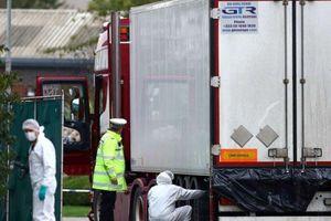 Vụ 39 người chết: Cảnh sát Anh đang thúc đẩy xác nhận danh tính nạn nhân