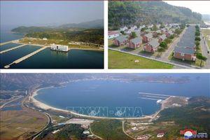 Hàn Quốc đề xuất cử phái đoàn tới kiểm tra hạ tầng ở núi Kumgang của Triều Tiên