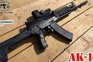 Sức mạnh vô địch của súng trường AK-12