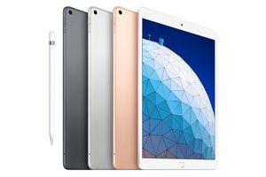 Bảng giá iPad tháng 11/2019: Giảm giá, thêm sản phẩm mới
