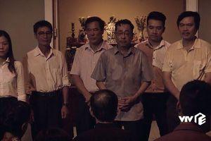 NSND Hoàng Dũng 'gai người' khi diễn trước 9 chiếc quan tài trong phim 'Sinh tử'