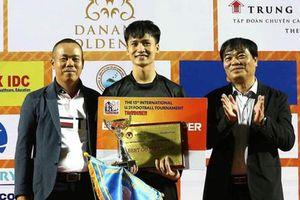 Thủ môn U21 Việt Nam mơ ước được tham dự SEA Games 30