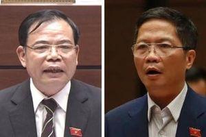 Hôm nay (6/11), hai Bộ trưởng lên 'ghế nóng' Quốc hội