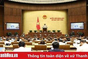 Trực tuyến: Kỳ họp thứ 8, Quốc hội khóa XIV