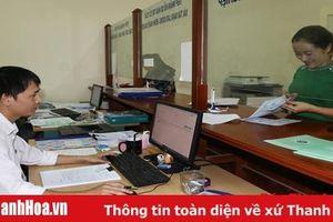 BHXH huyện Quảng Xương chung tay xây dựng nông thôn mới