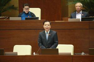 Kỳ họp thứ 8, Quốc hội khóa XIV: Sôi nổi phiên chất vấn đầu tiên