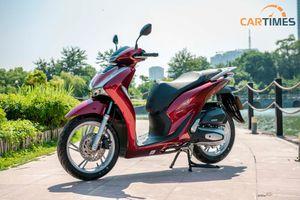 Giá lăn bánh xe Honda SH 2020