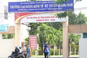 Một hiệu trưởng ở tỉnh Quảng Nam xin nghỉ việc