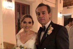 Cựu thị trưởng Mexico kết hôn với... con dâu